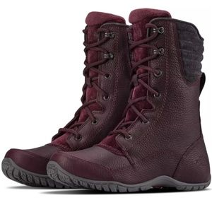 The North Face PURNA LUXE WINTER BOOTS Size 9